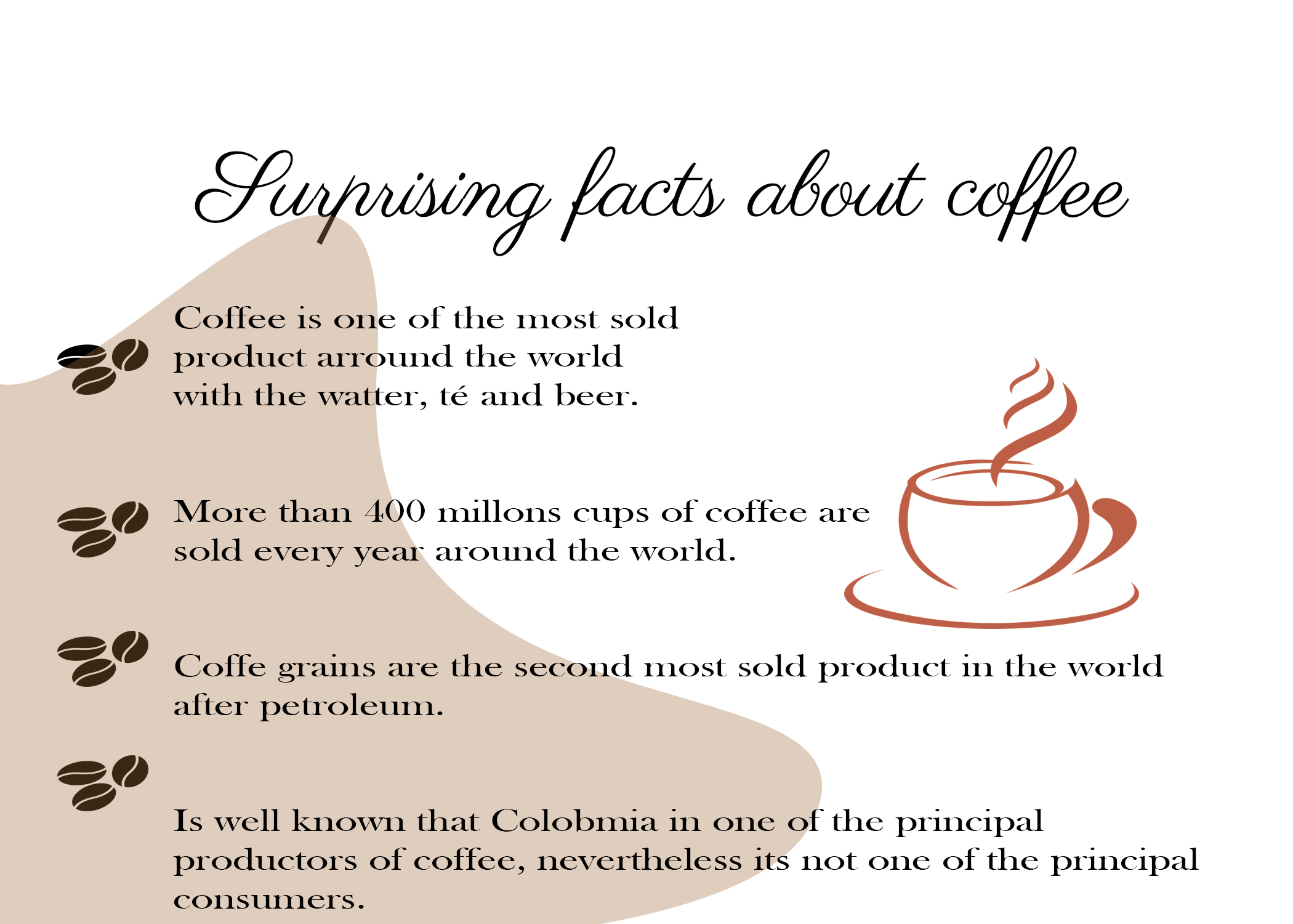 surprising facts about coffee
